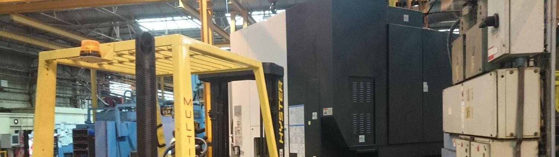 Mazak CNC training, machine installation, machine moves, CNC